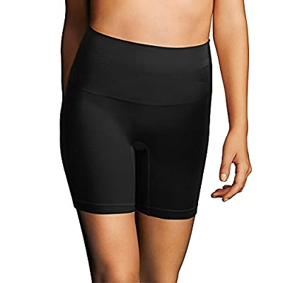 Maidenform Women's Comfortable Slim Waisters Thigh Slimmer Shapewear