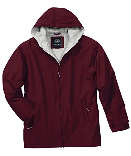 Charles River Apparel Unisex Adult Enterprise Jacket, XX-Large, Maroon by Charles River Apparel