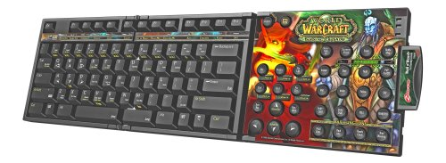 Ideazon Burning Crusade Limited Edition Keyset for Zboard
