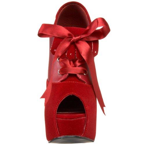 Bordello TEE16/BY/VEL- Zapato Mujer