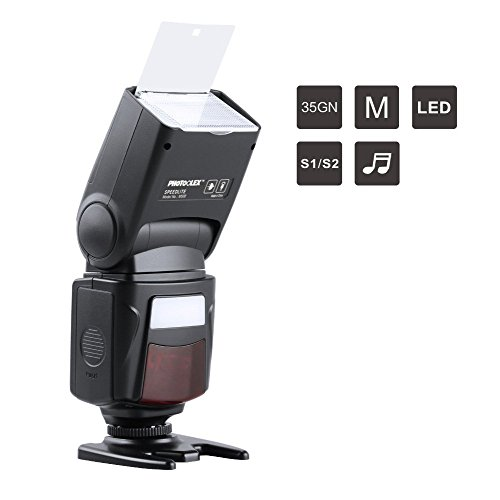 Photoolex M500 Speedlite Panasonic single contact product image