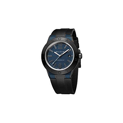 Bvlgari Diagono Magnesium Automatic Mens Watch 102364