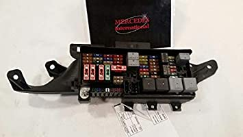 2007 mercedes c230 sport fuse box amazon com 2007 mercedes benz gl450 rear fuse panel 1645403072  amazon com 2007 mercedes benz gl450