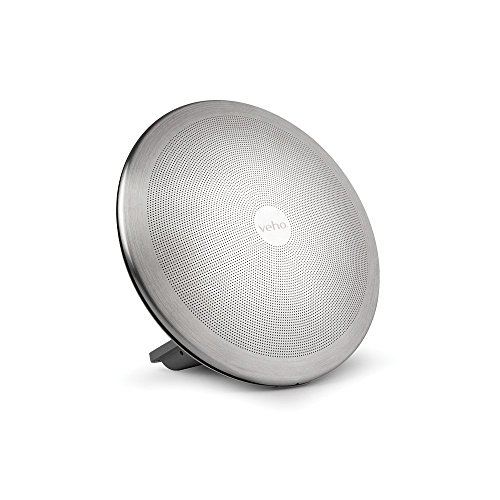 Veho M8 Wireless Lifestyle draagbare Bluetooth-luidspreker (VSS-015-M8) zilver