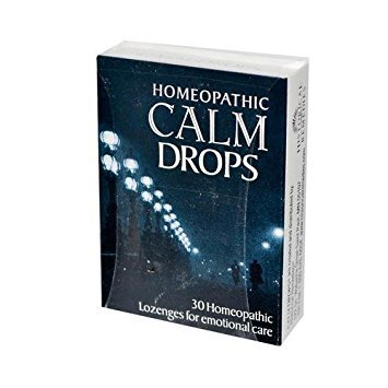 - Historical Remedies Homeopathic Calm Drops - 30 Lozenges - Case Of 12