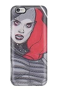 High Quality KRqApka390UtjYK Asajj Ventress Comics Anime Comics Tpu Case For Iphone 6 Plus