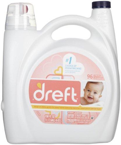 Dreft Baby Laundry Detergent – 150 fl oz