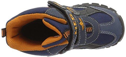 Lico Unisex-Kinder Noris V Schneestiefel Blau (Marine/Orange)