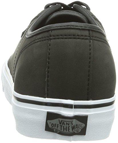 Noir Vans ginnastica Leather M Uomo Nero Black Ferris Scarpe Buck da Br0HfBTq