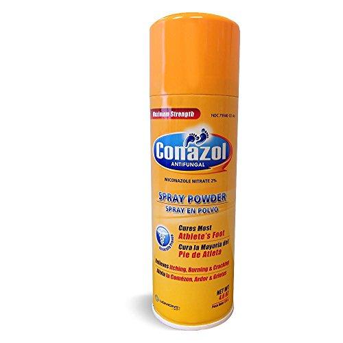 Maximum Strength Conazol Antifungal Spray Powder (NET Wt 4.6.