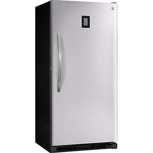 Kenmore Elite 27003 20.5 cu. ft. Upright Freezer - Stainless Steel by Kenmore Elite (Image #2)