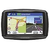 """Garmin zūmo 595LM Travel Fixed 5"""" LCD Touchscreen 374.5g Black navigator - Navigators (All Europe, 12.7 cm (5""""), 800 x 480 pixels, LCD, 64.8 x 108 mm (2.55 x 4.25""""), SSD)"""
