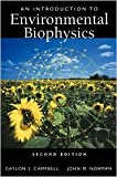 img - for An Introduction to Environmental Biophysics 2nd (second) edition Text Only book / textbook / text book