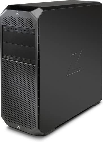 HP PC Workstation Z6 MT,XEON Bronze 3104,16GB,256GB SSD,DRW,W10PRO,3 AÑOS