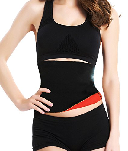 Women's Slimming Neoprene Vest Hot Sweat Shirt Body Shapers for Weight Loss...