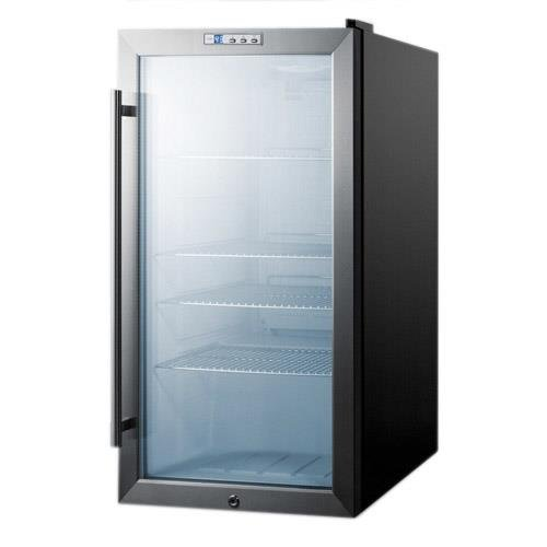 Summit SCR486L Beverage Refrig
