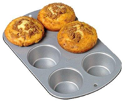 Wilton 6 Cup Jumbo Muffin Pan