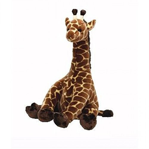 TY Classic Plush - HIGHTOPS the Giraffe (LARGE Version - 28 Inches) (Tops Ty High)