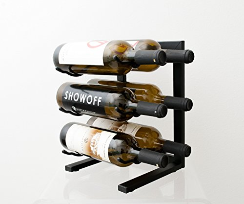mini bar wine rack - 2