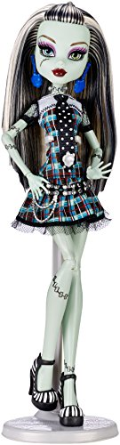 Monster High Original Favorites Frankie Stein Doll (Discontinued by manufacturer) - Frankie From Monster High