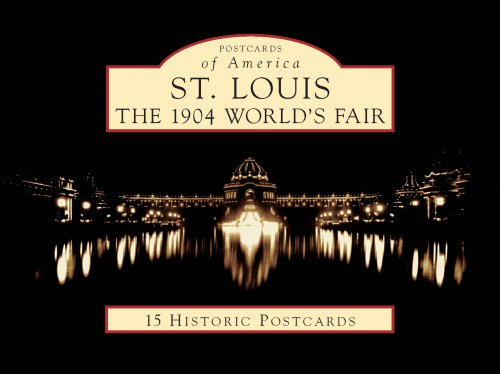St Louis 1904 World'S Fair 15 Hist Pcs, MO (POA) (Postcards of America)