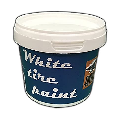White Tire Paint >> Amazon Com White Wall Tire Paint Automotive