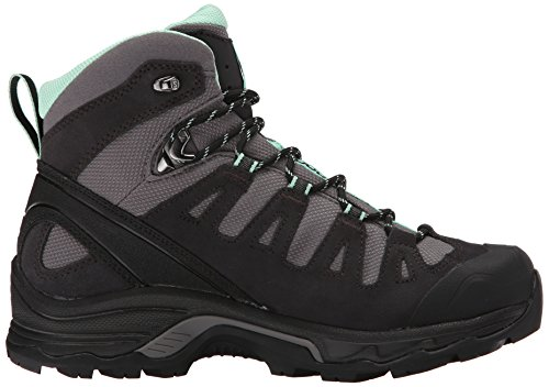 Green Quest Women's Lucite Salomon Boot Prime Backpacking GTX Detroit W Asphalt qx4Bw