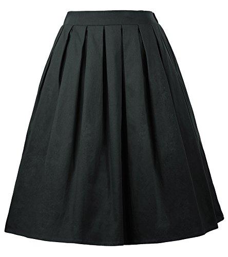 Cotton Full Skirt - 4