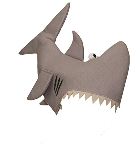 Jacobson Hat Company Grey Shark Hat, Grey, (Jacobson Hat)