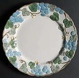 Metlox-Vernon-Poppytrail - Sculptured Grape - Platter-Round