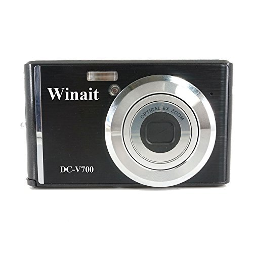 18 X Optical Zoom Digital Camera (GordVE SJB21 2.7 Inch TFT 3X Optical Zoom 18MP 1280 X 720 Digital Video Camera)