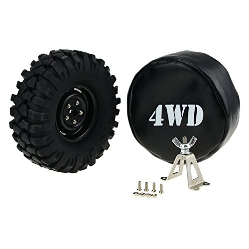 rc spare tire cover - 2