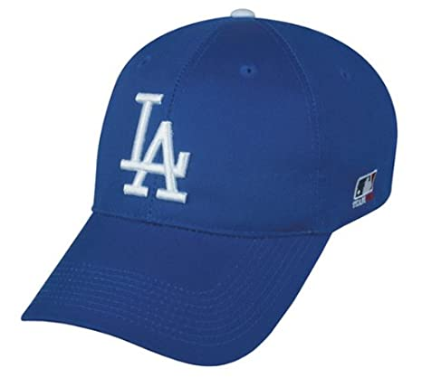 6fe6ddedc39 Amazon.com   Los Angeles Dodgers YOUTH (Ages Under 12) Adjustable ...
