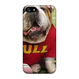 Premium Iphone 5/5s Cases - Protective Skin - High Quality For Wallpaper Bull Dog