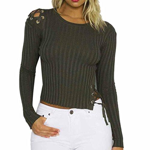 [S-XL] レディース Tシャツ ニット 無地 長袖 トップス おしゃれ ゆったり カジュアル 人気 高品質 快適 薄手 ホット製品 通勤 通学