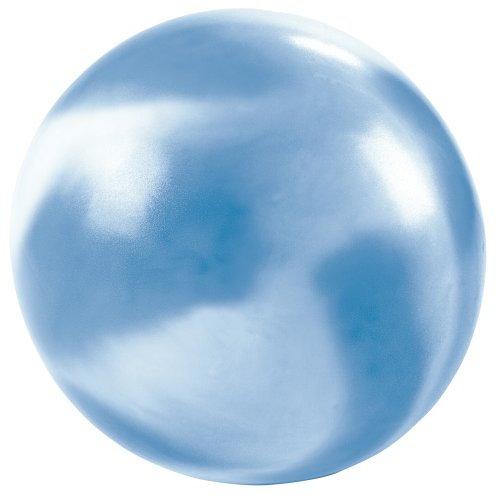 - Bally Total Fitness 65cm Anti-Burst Fitness Ball with DVD and Pump