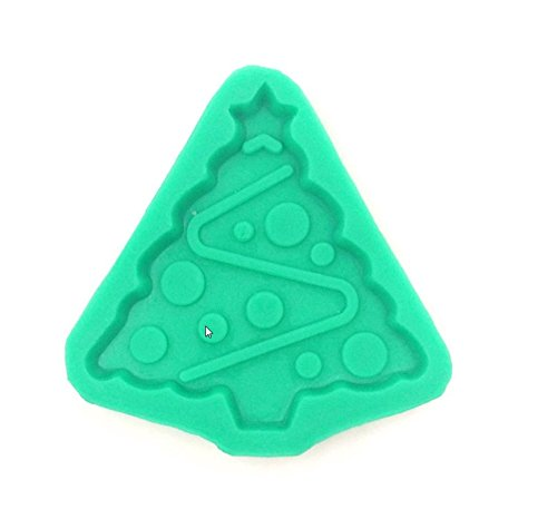 Best Chewy Cookie Recipe (Silicone Christmas Tree Cake Chocolate Jelly Biscuits Soap Mold DIY Baking Mould Kitchen Tool)