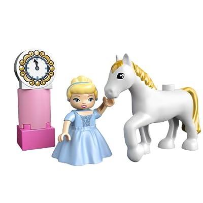 LEGO DUPLO Disney Princess Cinderella's Carriage 6153: Toys & Games