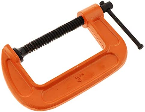 Gタイプ 木工用 クランプクランプ 調節可能 DIY木工 作業工具 固定工具 全3選択 - 3インチ