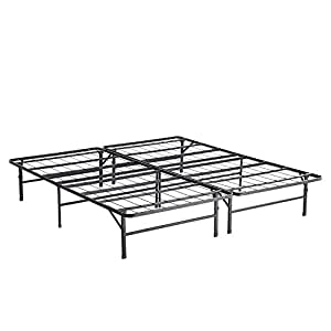 Amazon Com Structures Foldable Bed Base Platform Bed