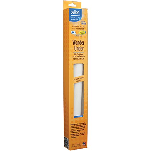 Pellon Wonder Under Fusible Web Regular Weight-15