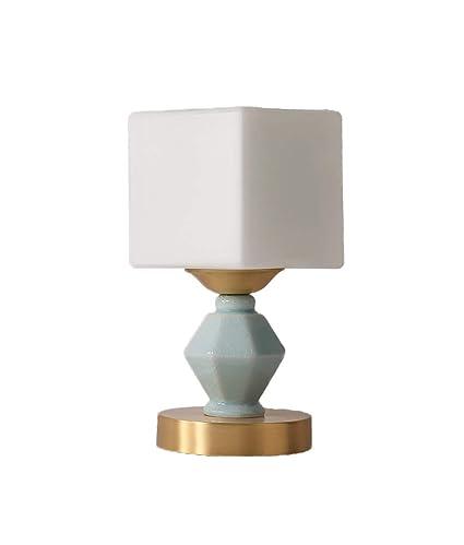 C-J-Xin Lámpara de Mesa pequeña, lámpara de Cristal de Alta ...
