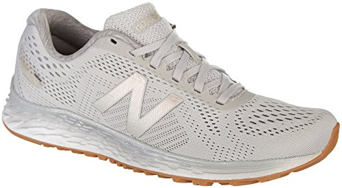 New Balance Women's Fresh Foam Arishi v1 Running Shoes, Light Grey, 8.5 B US by New Balance