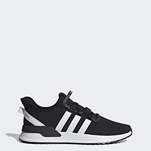 adidas Originals Men's U_Path Running Shoe, black/ash grey/black, 8 M US