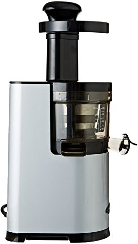 Omega Vert Slow Juicer Vsj843qs : Omega vERT Slow Juicer vSJ843QS, Square version, Silver - Import It All