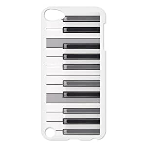 Piano Keyboard Design For Ipod Touch 5th Csae TPU protection Case HYH699602