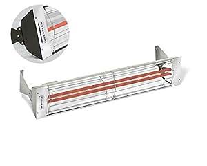 QBC Bundled Infratech wd50277blk WD serie Dual elemento calentador eléctrico de infrarrojos 39pulgadas 5000W 277V 18.05amperios negro Color Plus libre QBC eBook–un calefacción por infrarrojos en español