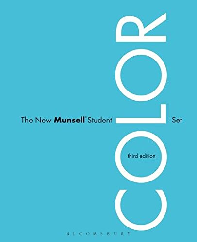 The New Munsell® Student Color Set 3rd Edition (Ring Commercial Best Friend)