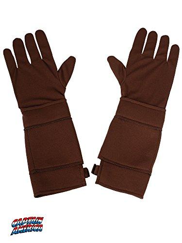 Avengers Captain America Child's Costume Gloves -
