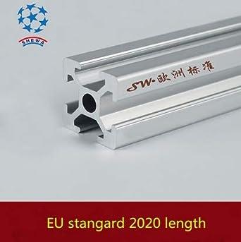 Zamtac Impresora 3D partes 2020 perfil de aluminio estándar ...